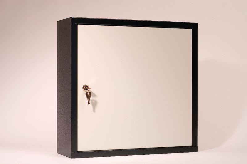 Armoire à clés grande capacité à barrettes fixes