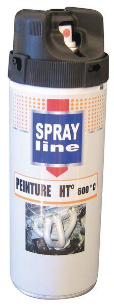 Peinture haute température en pot ou en aérosol