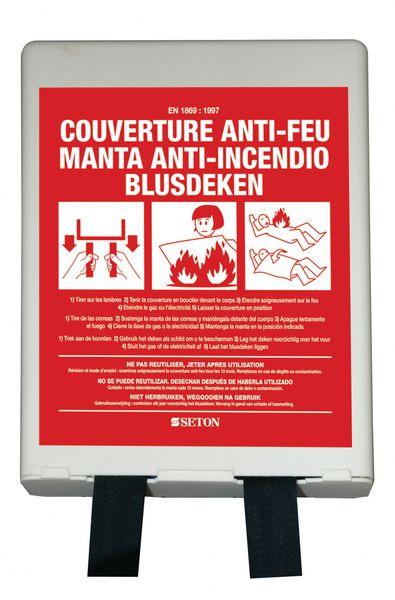 Couvertures anti-feu classiques
