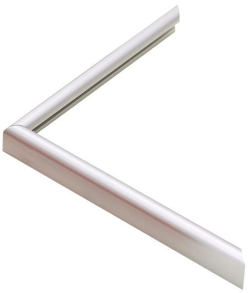 Porte-affiches avec cadre en aluminium coloré aux dimensions spécifiques