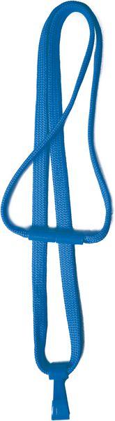 Cordons porte-badge amagnétiques, sans pièce métallique