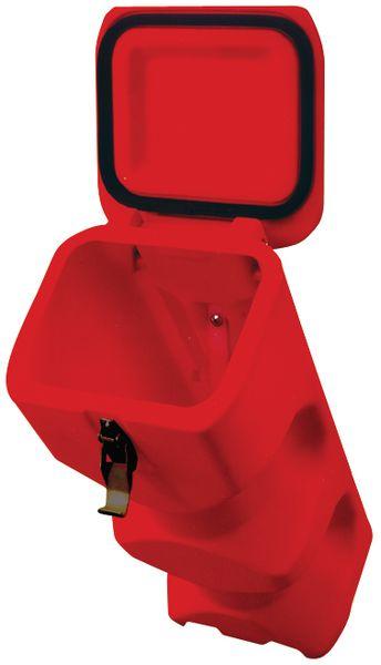 Rangement d'extincteurs pour camions et remorques