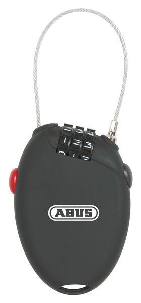 Câbles antivol rétractables ABUS à combinaison