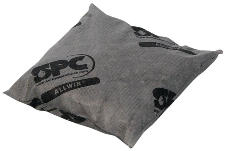 Coussins absorbants pour tous liquides industriels
