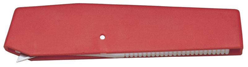 Cutter jetable avec lame rétractable