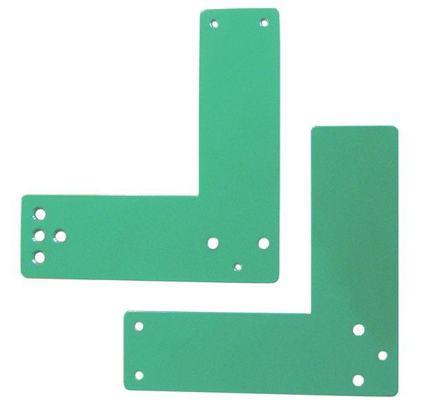 Accessoires de fixation pour alarmes de porte DAPEN et DABEN