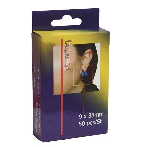 Pansement Spécial Piercing bleu