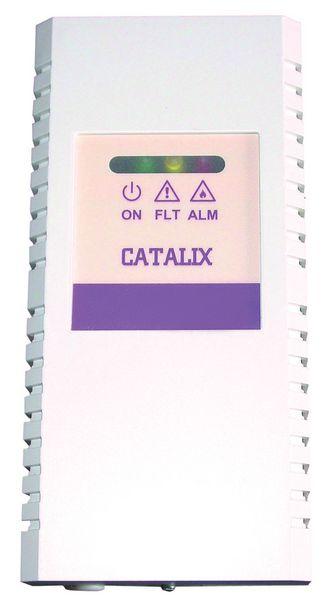 Détecteur de gaz avec capteurs catalytiques