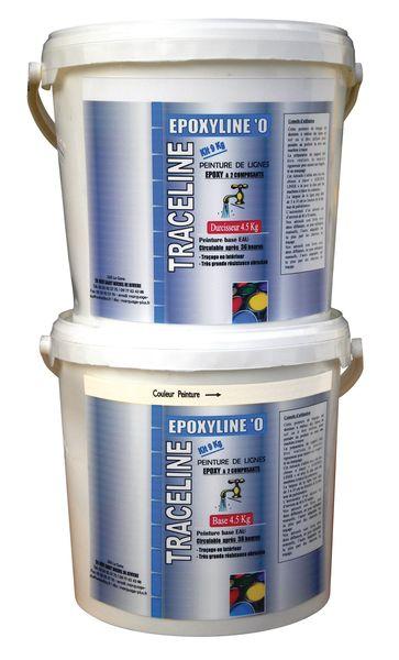 Peinture haute résistance en base aqueuse