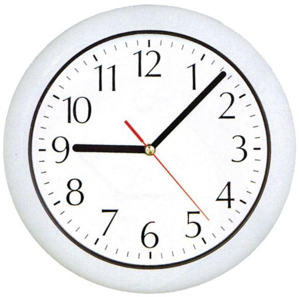 Horloges extérieures étanches