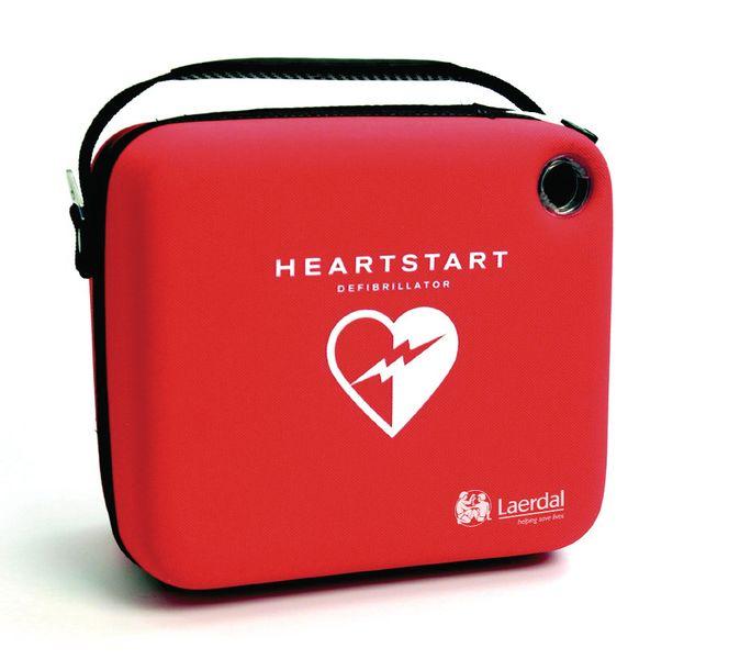 Housse et support pour défibrillateur HS1