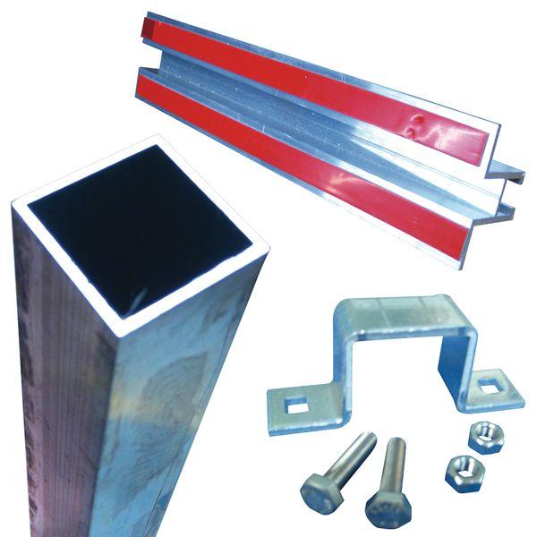 Kit de fixation pour panneaux PPKGR