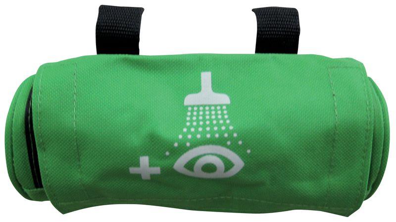 Etui ceinture avec flacon lave œil de solution saline