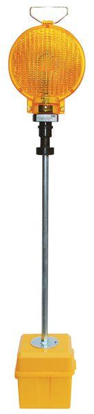 Conibalise, lampe prévue pour les cônes de signalisation