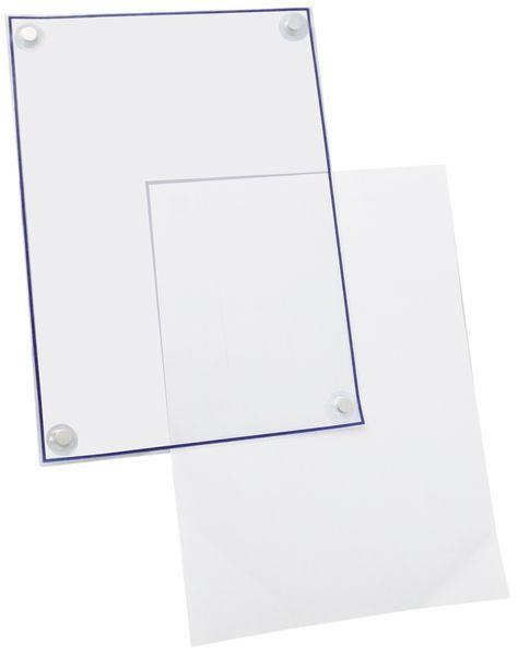 Pochettes de protection magnétiques avec 4 aimants de fixation