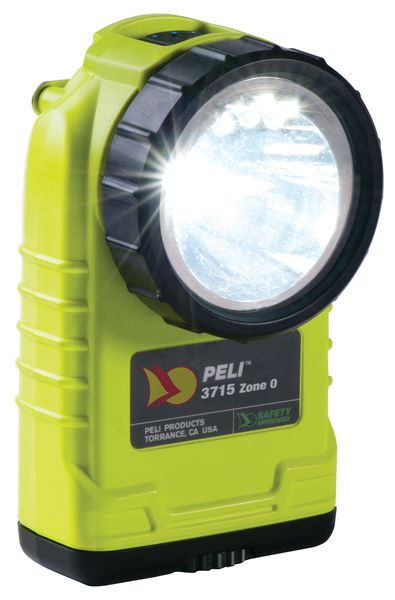 Lampe torche-projecteur PELI™