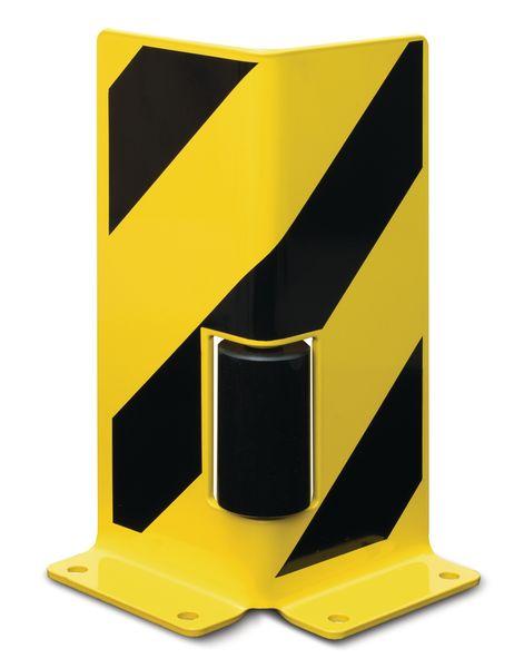 Protections à roulettes pour poteaux et rayonnages