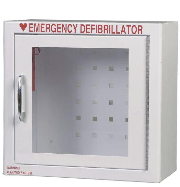 Coffret intérieur pour défibrillateur