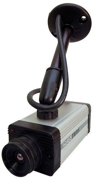 Caméra vidéosurveillance factice modèle SURE CAM