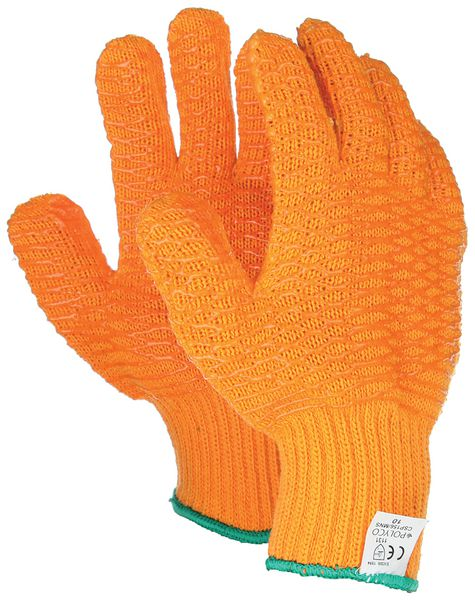Gants de manutention en PVC, anti-transpirants et flexibles