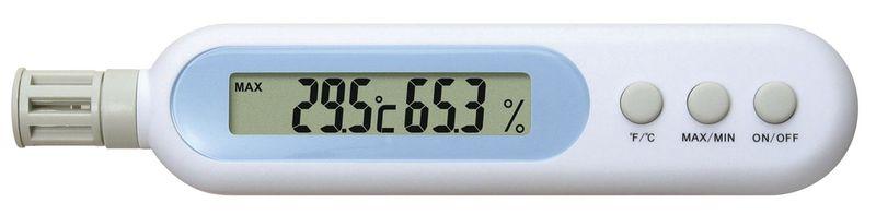 Stylo d'expertise Hygromètre / thermomètre de poche