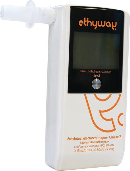 Ethylotest électronique