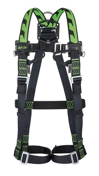 Harnais de sécurité Miller H-Design® DuraFlex ™ 2 points