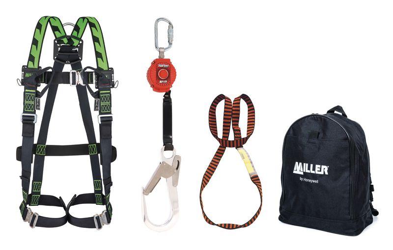 Kit universel avec harnais Miller H-Design® à 2 points
