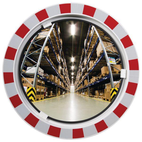 Miroir en verre de sécurité pour industrie