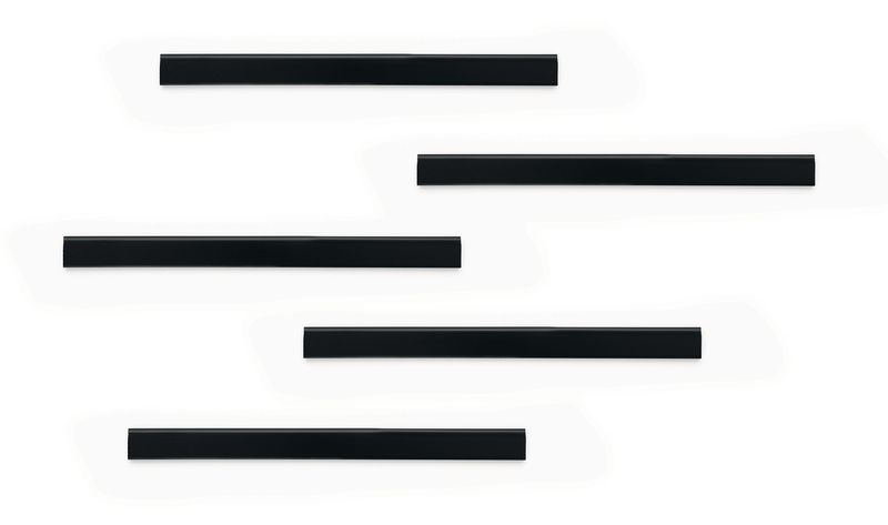 Barre adhésive pour fixation magnétique de documents
