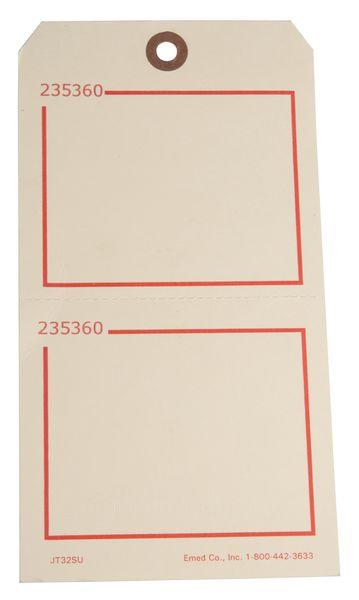 Plaquette d'inspection grand format