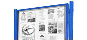 FAQ - Vitrines d'affichage : les informations utiles