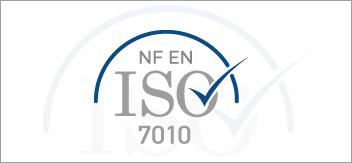 Norme EN ISO 7010 : pictogrammes de sécurité conformes