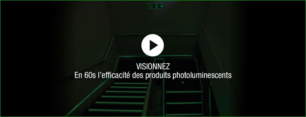 Seton's photoluminescent range in action