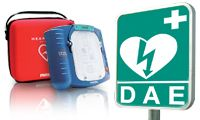 AED's (Automatische externe defibrillator) en toebehoren