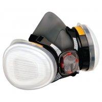 Filters voor herbruikbare halfgelaatsmaskers, met standaard dubbele filter