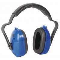 Oorkappen JSP® Big Blue™ met SNR 26 dB, draaibare oorschelpen en verstevigde beugel