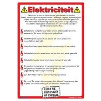 Posters voor milieubescherming - Elektriciteit