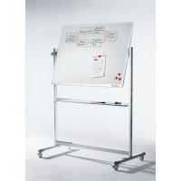Zwenkbaar, magnetisch whiteboard