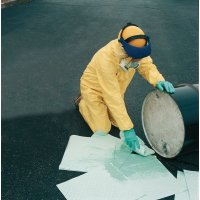 Absorptiedoeken voor chemicaliën