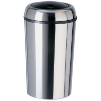 Design vuilnisbak met luikopening