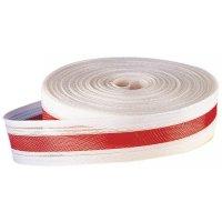 Herbruikbaar afzetlint van geweven textiel