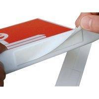 Dubbelzijdige tape op rol of in stroken voor binnen en buiten