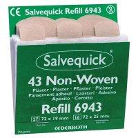 Navulling non-woven Salvequick® pleisters