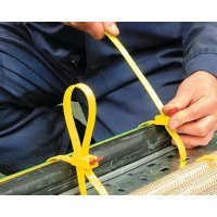 Herbruikbare kabelbinders van polyamide