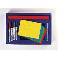 Complete kit accessoires voor planbord
