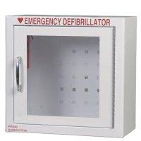 AED kast met raampje