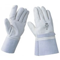 Isolerende handschoenen voor werken met elektriciteit