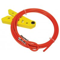 Vergrendelingssysteem met kabel (Scissor-Lok™)