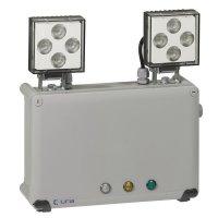 Autonome noodverlichting met krachtige spots